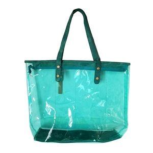 🆕Justin & Taylor Clear Beach Bag